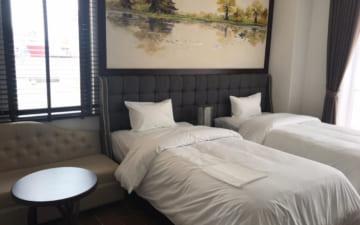 Khách sạn số 6 Trần Đăng Ninh kéo dài
